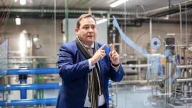 Photo of Enrique Quintana, director de Cantabria Labs, nombrado Economista del Año