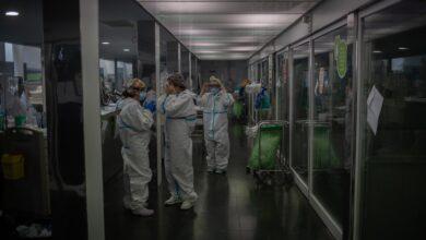 Photo of Cantabria sumó el viernes 128 casos y un fallecido, pero siguen bajando los hospitalizados