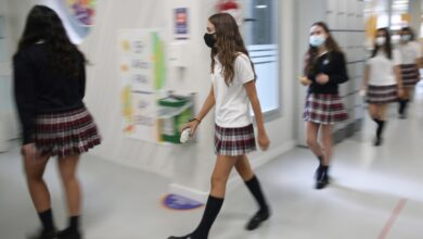 Photo of Salud Pública cierra el colegio Torreanaz de Medio Cudeyo por el aumento de contagios