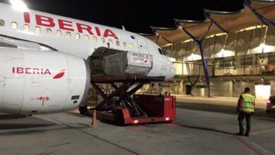 Photo of Iberia ha sido la primera aerolínea en traer a España un cargamento de vacunas contra la Covid