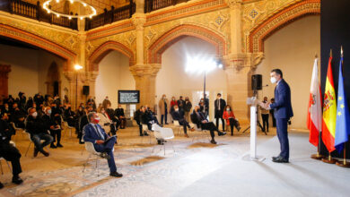 Photo of Sánchez apoyará los proyectos de La Pasiega, el MUPAC y el clúster sanitario de Cantabria para optar a fondos UE
