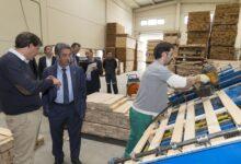 Photo of Industria subvenciona con 270.000 euros la ampliación de la empresa Maderas y Pallets del Besaya