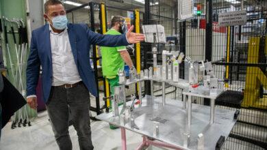 Photo of Industria apoya nuevos proyectos de I+D+i de Maflow Spain Automotive