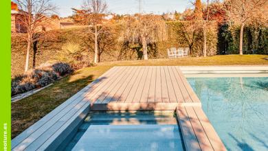 Photo of Como instalar una tarima exterior con madera composite de última tecnología según Neoture
