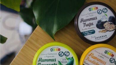 Photo of Taste Shukran llega a un acuerdo con Alcampo para distribuir sus hummus en sus centros