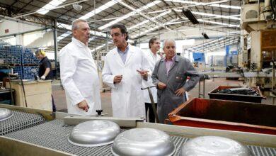Photo of Vitrinor recibirá 27.000 euros de Industria para incorporar tecnologías de bajo consumo
