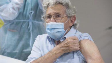 Photo of Sanidad anuncia que el siguiente grupo vacunado serán los mayores de 80 años