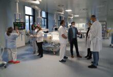 Photo of El Hospital Valdecilla inaugura la nueva UCI Covid, con 18 camas más