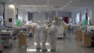 Photo of La situación es «preocupante» en los hospitales cántabros, que ingresan un paciente Covid cada hora