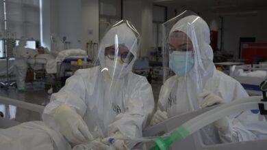 Photo of Disminuyen los casos nuevos de Covid19 y hospitalizados en Cantabria, pero suma 7 fallecidos