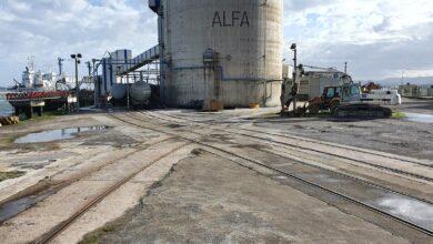 Photo of El Puerto de Santander inicia la renovación de las vías ferroviarias del muelle 8