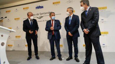 Photo of Martín asegura que Cantabria tendrá un «superpuerto» gracias a La Pasiega