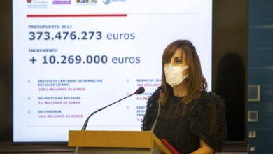 Photo of Cantabria supera por primera vez los 6.000 empleos en el sector de los Servicios Sociales