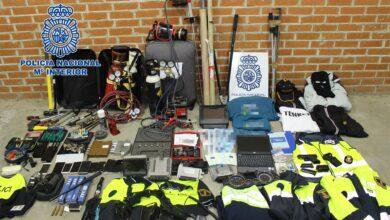 Photo of Detenida una banda por robos en oficinas y empresas de Santander, Madrid e Irún