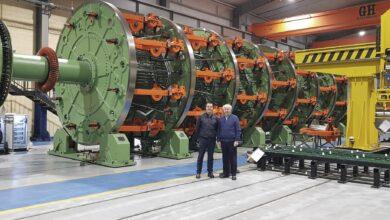 Photo of Flymca: la maquinaria para fabricar cables que sale de Guarnizo para todo el mundo