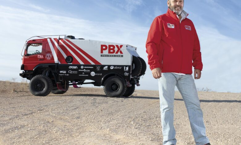 Photo of Juan López, jefe de equipo de Palibex: 'Sin camiones no hay Dakar'