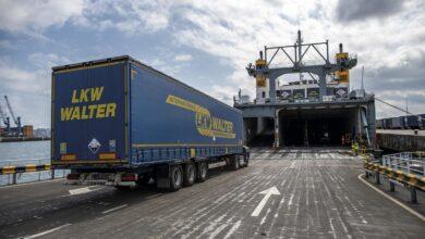 Photo of Las nuevas fronteras del Bréxit no alteran los tráficos con Gran Bretaña
