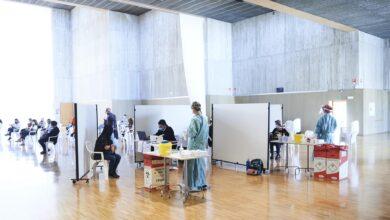 Photo of Nueva jornada de vacunación sin cita en el Palacio de Exposiciones