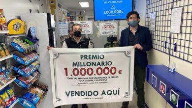 Photo of Cae en Santander 'El millón' del sorteo de Euromillones