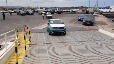 Photo of El Puerto de Santander acoge el embarque del coche nueve millones fabricado en Volkswagen Navarra