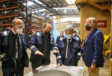 Photo of El Gobierno de Cantabria ofrece a Hergom sus ayudas para apoyar su crecimiento