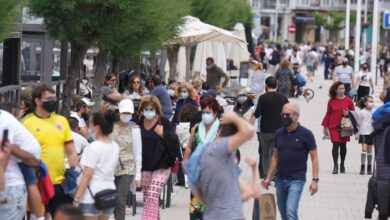 Photo of Crecen levemente los casos y hospitalizados Covid en Cantabria