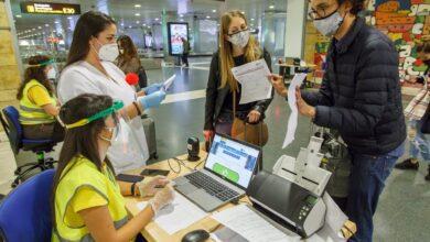 Photo of Los turistas nacionales vacunados ya no tendrán que presentar una PCR al entrar en Canarias