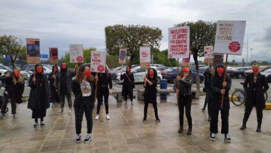 Photo of La plantilla de H&M en Cantabria afronta mañana su tercer día de huelga