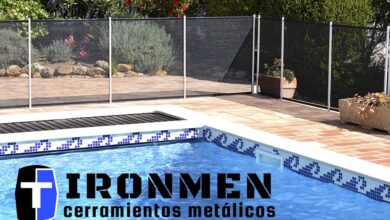 Photo of Este verano, poner una valla en la piscina y proteger a la familia. Por Cerramientos IRONMEN