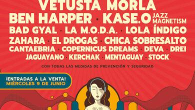 Photo of Nace el Festival Sónica en Cantabria, con Ben Harper, Vetusta Morla o Zahara