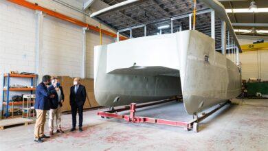 Photo of Industria apoyará el proyecto de un barco capaz de navegar ocho horas con energía solar