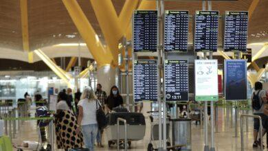 Photo of España recibió 2,3 millones de pasajeros internacionales en junio, mejor cifra desde el inicio del covid