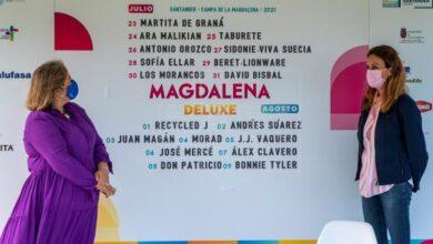 Photo of Los conciertos de la Semana Grande vuelven a la campa de La Magdalena