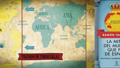 Photo of La mitad del mundo que fue española