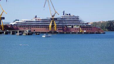 Photo of El armador del crucero que está en Astander traerá hasta 400 trabajadores para concluirlo