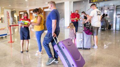 Photo of España recibe en septiembre 5 millones de pasajeros de aeropuertos internacionales, 5 veces más que en 2020