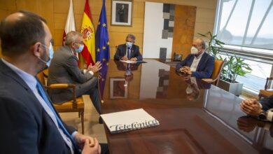 Photo of Gobierno y Telefónica colaborarán para introducir la tecnología 5G en las zonas rurales de Cantabria