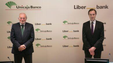Photo of Liberbank queda oficialmente absorbido por Unicaja