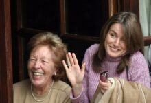 Photo of Muere la periodista santanderina Menchu Álvarez del Valle, abuela de la reina Letizia