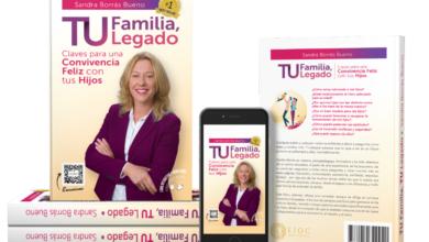 """Photo of """"Tu Familia, Tu Legado"""" de Sandra Borrás Bueno alcanza la categoría de Best Seller en Amazon"""