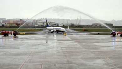 Photo of Los precios de vuelos entre Santander y Londres caen un 88,4% con respecto a 2019