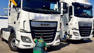 Photo of Detenidos 26 empresarios y conductores por utilizar tacógrafos digitales manipulados
