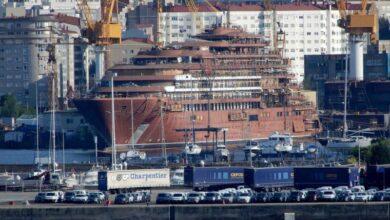 Photo of Unos 70 trabajadores del crucero Evrima de Astillero confinados en hoteles por un brote