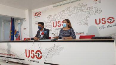 Photo of USO denuncia que el Gobierno pretende 'expulsarle' del CES ante las 'amenazas' de UGT, CCOO y CEOE