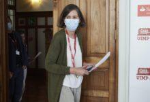 Photo of María Luz Morán dimite como rectora de la UIMP