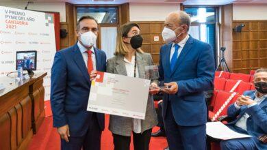 Photo of La empresa Formaspack, Premio Pyme del Año 2021 de Cantabria